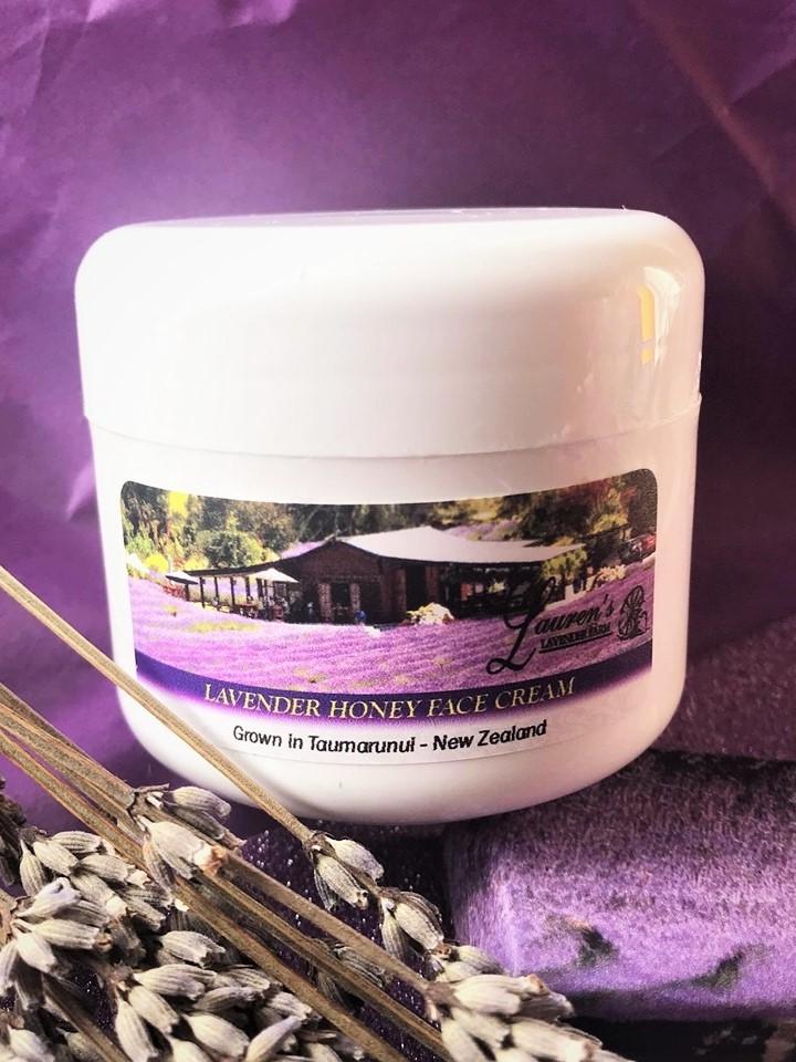 Lavender Face Cream