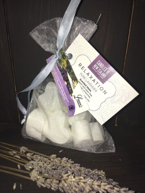 Lavender & French Pear Heart Melts