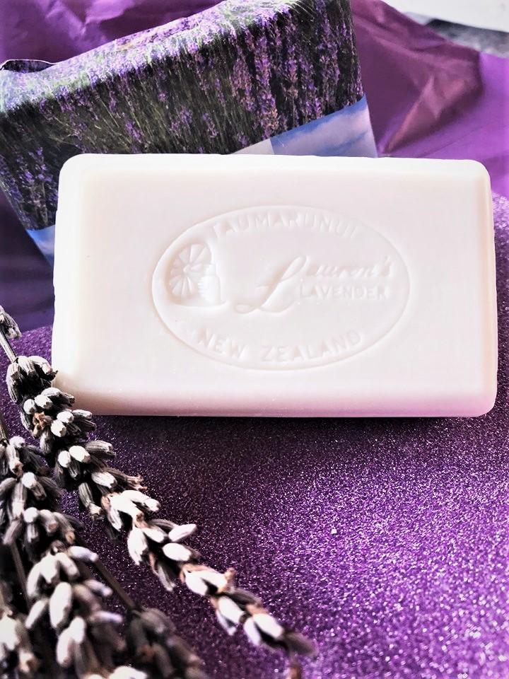Lavender & Vanilla Soap